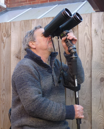 Binocularsky Mounting Binoculars For Astronomy